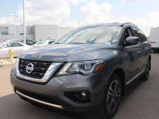 New 2019 Nissan Pathfinder PLATINUM BACK UP CAMERA HEATED SEATS SUNROOF for sale in Edmonton, AB