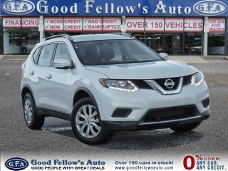 Used 2016 Nissan Rogue S MODEL, AWD, REARVIEW CAMERA for sale in Toronto, ON