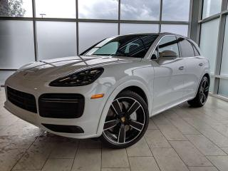 Used 2019 Porsche Cayenne TURB for sale in Edmonton, AB