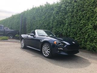Used 2019 Fiat 124 Spider Lusso for sale in Surrey, BC