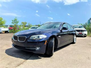 Used 2012 BMW 5 Series 535i xDrive for sale in Brampton, ON