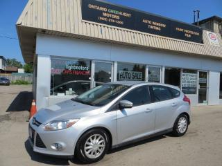 Used 2014 Ford Focus SE, 2 SETS OF ALLOYS AND TIRES,LOADED,AUTOMATIC for sale in Mississauga, ON