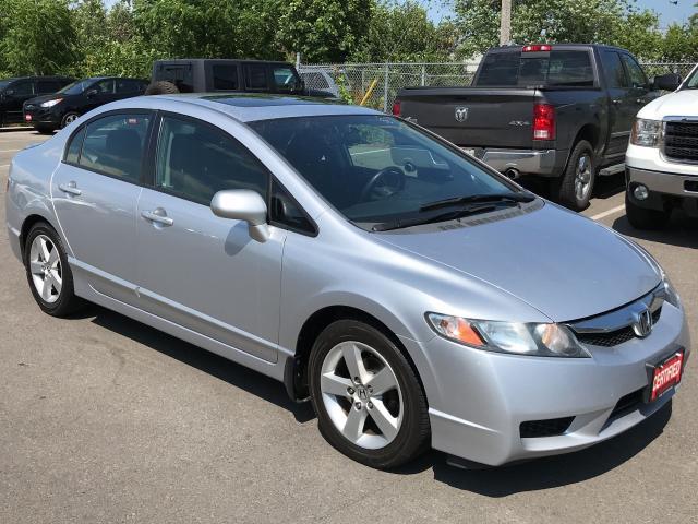 2009 Honda Civic * 5 SPEED , AUX. IN, CRUISE **