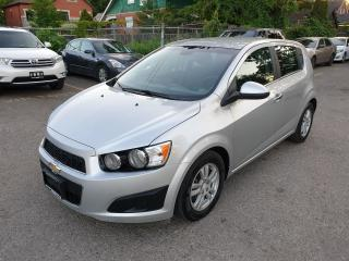Used 2012 Chevrolet Sonic LT for sale in Brampton, ON