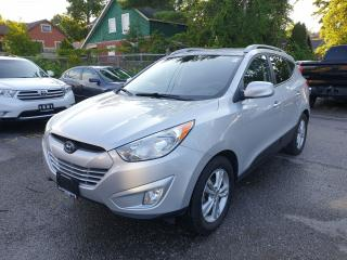 Used 2010 Hyundai Tucson GLS for sale in Brampton, ON