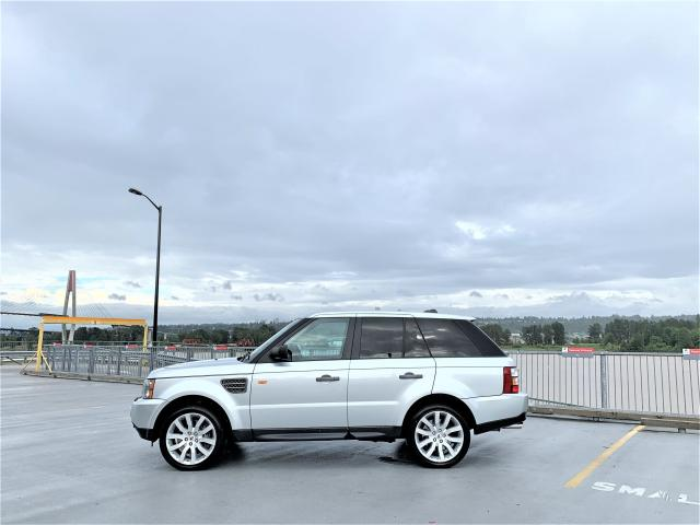 2007 Land Rover Range Rover Sport SUPERCHARGED - 1 YR WARRANTY