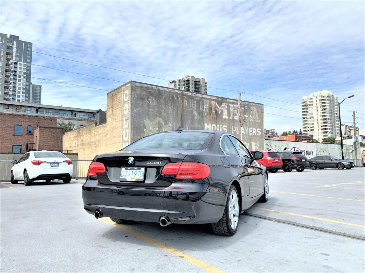 2011 BMW 335xi