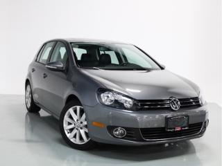 Used 2012 Volkswagen Golf DIESEL   NAVI   SUNROOF   LEATHER for sale in Vaughan, ON