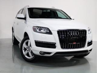 Used 2013 Audi Q7 3.0L TDI PREMIUM PLUS   NAVI   PANO   BOSE AUDIO for sale in Vaughan, ON