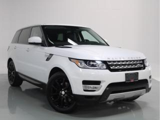 Used 2015 Land Rover Range Rover Sport V6 HSE SC   GAS   NAVI   PANO   EXT. WARRANTY CPO for sale in Vaughan, ON