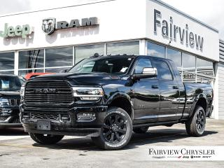 New 2019 RAM 2500 New Laramie Black Edition for sale in Burlington, ON