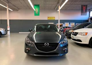 Used 2015 Mazda MAZDA3 GS **CERTIFIED** ALLOYS|BACKUP CAM|SUNROOF|+++ for sale in North York, ON