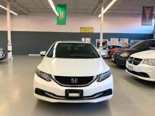 Used 2014 Honda Civic EX **CERTIFIED** |ALLOYS|SUNROOF|BACKUP CAM|++++ for sale in North York, ON