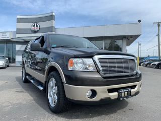Used 2007 Ford F-150 Lariat 5.4L V8 Fully Loaded Only 134KM for sale in Langley, BC