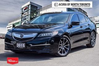 Used 2015 Acura TLX 3.5L SH-AWD w/Tech Pkg No Accident| 7yrs Warranty for sale in Thornhill, ON