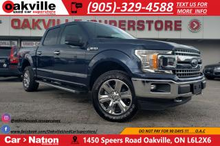 Used 2018 Ford F-150 5.0 XTR 4X4 | NAV | B/U CAM | BLUETOOTH for sale in Oakville, ON
