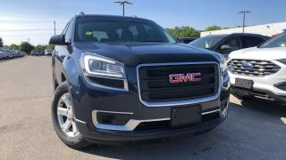 Used 2015 GMC Acadia Sle 3.5l V6 Heated Seats Reverse Camera for sale in Midland, ON