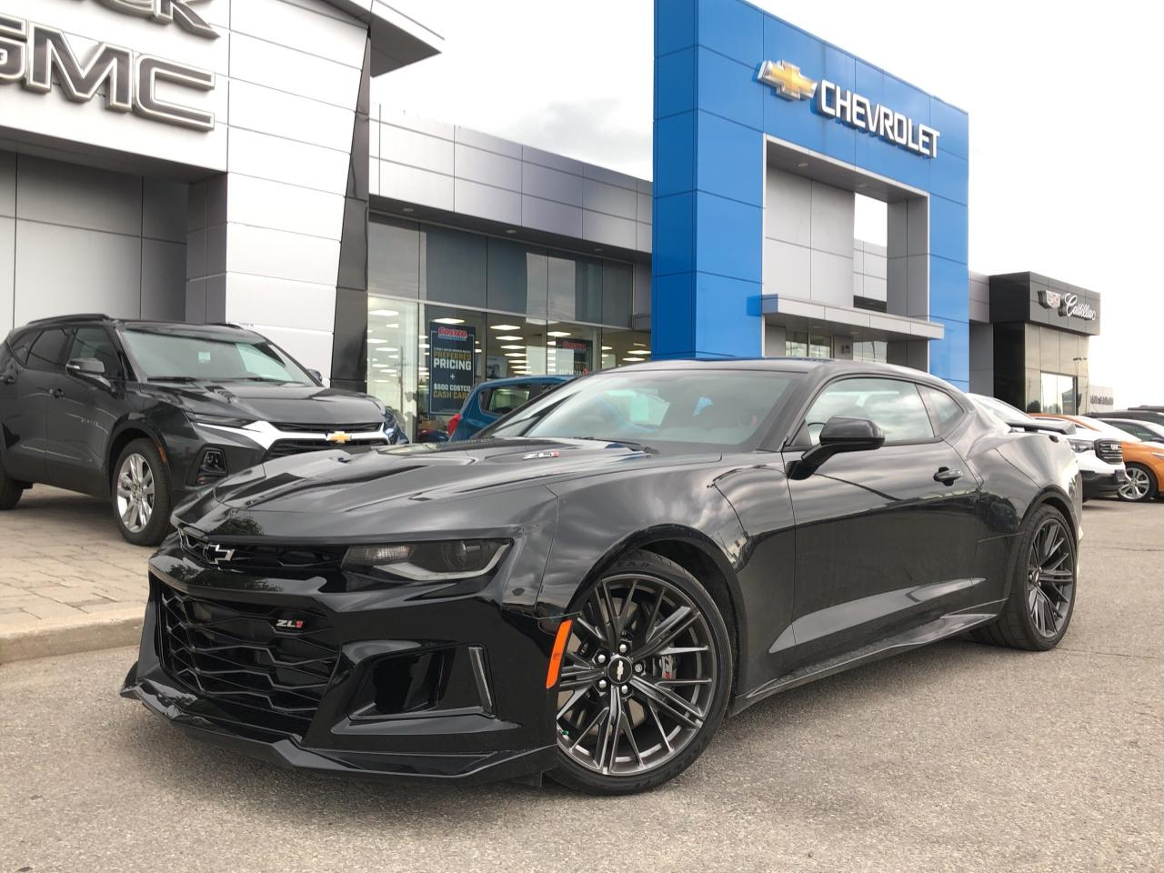 Used Camaro Zl1 For Sale >> Used 2019 Chevrolet Camaro Zl1 For Sale In Barrie Ontario
