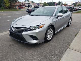 Used 2019 Toyota Camry LEATHER. ALLOY for sale in Toronto, ON