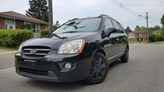 Used 2008 Kia Rondo 4dr Wgn I4 for sale in Mississauga, ON