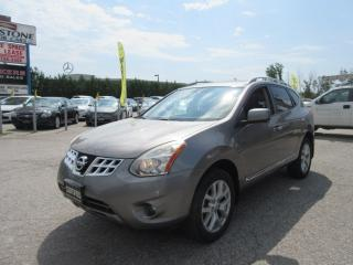 Used 2012 Nissan Rogue AWD SL/ LEATHER/ROOF/NAV for sale in Newmarket, ON