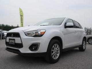 Used 2013 Mitsubishi RVR AWD  SE/ ONE OWNER / ACCIDENT FREE for sale in Newmarket, ON