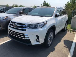 New 2019 Toyota Highlander LIMITED  for sale in Pickering, ON