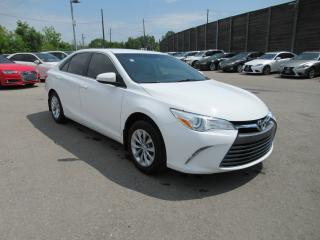 Used 2016 Toyota Camry 2016 Toyota Camry - 4dr Sdn I4 Auto LE for sale in Toronto, ON