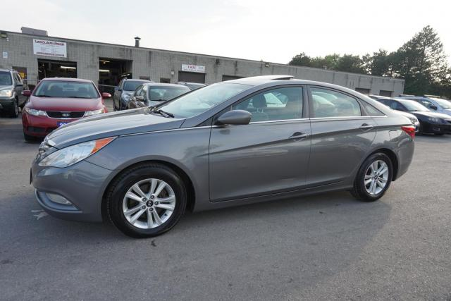 2011 Hyundai Sonata GLS SEDAN AUTO CERTIFIED 2YR WARRANTY *SERVICE RECORDS* BLUETOOTH SUNROOF HEATED