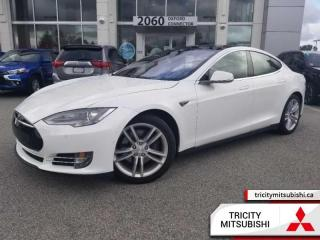 Used 2016 Tesla Model S 90D  417 HORSE POWER-FULLY LOADED for sale in Port Coquitlam, BC
