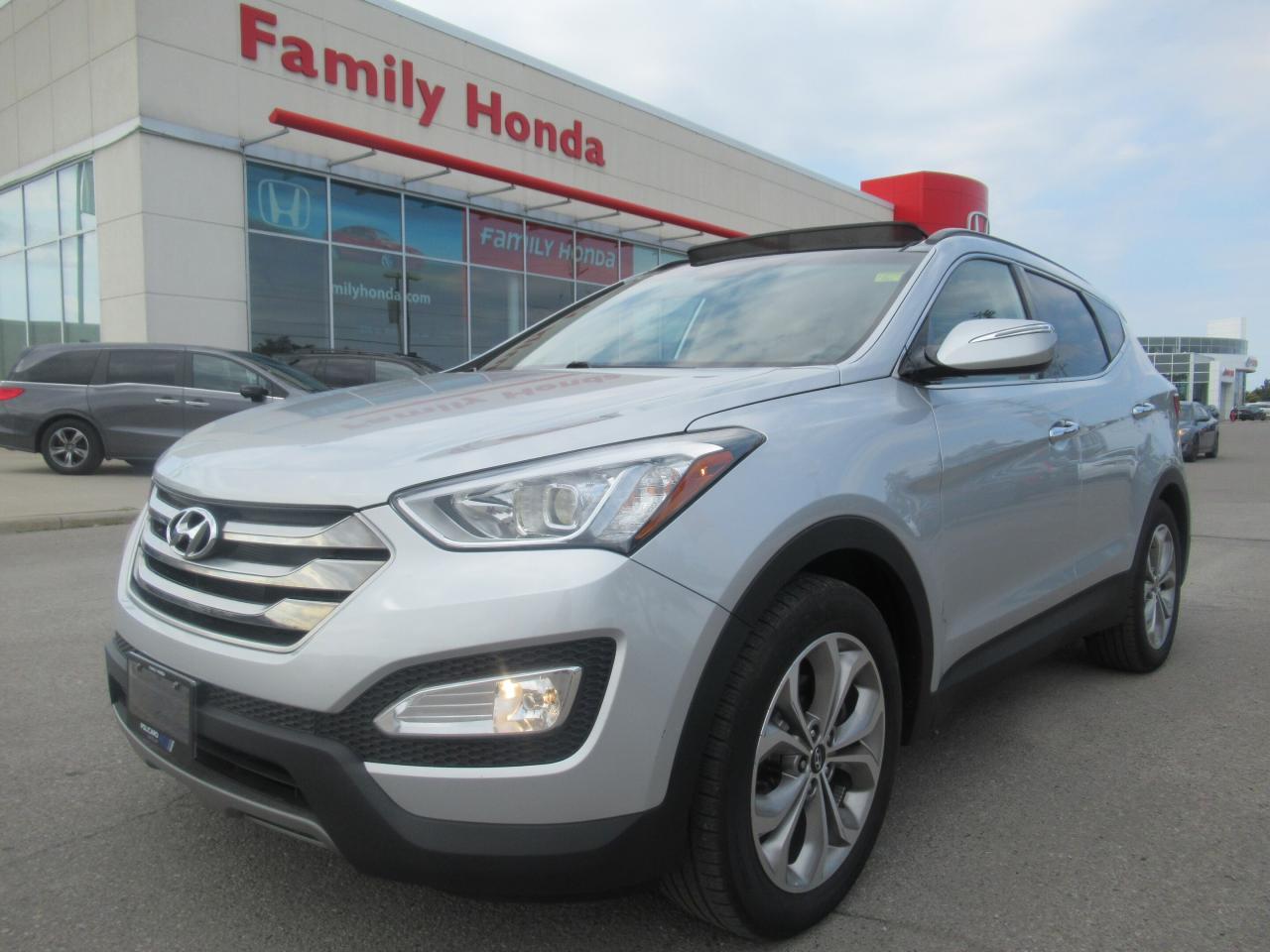 Used 2015 Hyundai Santa Fe Sport Awd Limited Fully Loaded