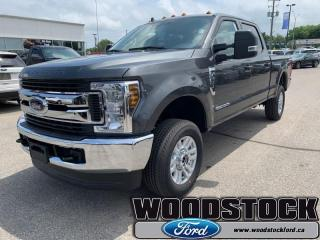 New 2019 Ford F-250 Super Duty XLT  - Navigation for sale in Woodstock, ON