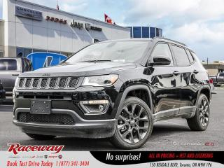 New 2019 Jeep Compass Limited 4X4 for sale in Etobicoke, ON