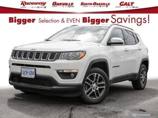 Used 2019 Jeep Compass l HTD SEATS l HTD WHEEL | DEMO | for sale in Etobicoke, ON