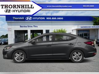 Used 2020 Hyundai Elantra Preferred w/Sun & Safety Package IVT for sale in Thornhill, ON