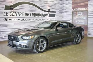 Used 2015 Ford Mustang Premium+cuir+gps+eco for sale in Laval, QC