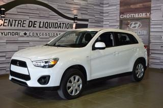 Used 2015 Mitsubishi RVR for sale in Laval, QC