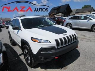 Used 2016 Jeep Cherokee for sale in Beauport, QC