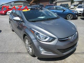 Used 2016 Hyundai Elantra Sport Appearance for sale in Beauport, QC