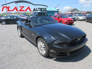 Used 2014 Ford Mustang V6 Premium for sale in Beauport, QC