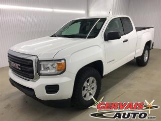 Used 2017 GMC Canyon 2wd Sl Mags A/c for sale in Shawinigan, QC