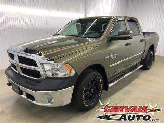 Used 2014 RAM 1500 SXT 4X4 Crew Cab V8 HEMI MAGS Marche Pieds Caméra for sale in Shawinigan, QC