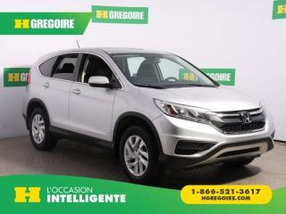 Used 2015 Honda CR-V SE AWD A/C GR ELECT for sale in St-Léonard, QC