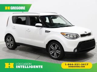 Used 2015 Kia Soul SX LUXURY A/C CUIR for sale in St-Léonard, QC