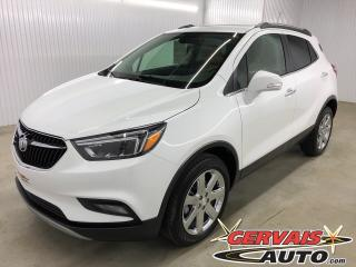 Used 2018 Buick Encore Essence AWD GPS MAGS CUIR TOIT CAMÉRA DE RECUL for sale in Shawinigan, QC