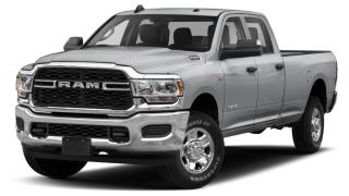 New 2019 RAM 3500 Tradesman - Diesel Engine for sale in Surrey, BC