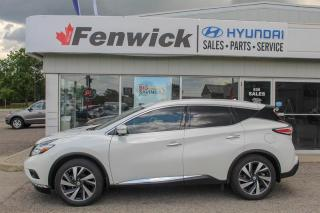 Used 2015 Nissan Murano Platinum AWD CVT for sale in Sarnia, ON