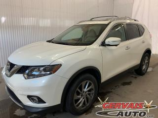 Used 2015 Nissan Rogue SL AWD for sale in Shawinigan, QC