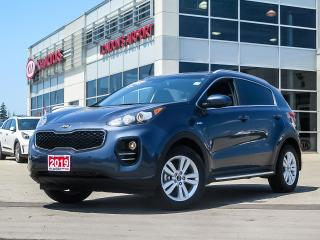 Used 2019 Kia Sportage LX AWD for sale in London, ON