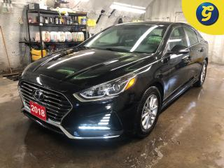 Used 2018 Hyundai Sonata Blindspot assist * Phone connect * Voice recognition * Reverse camera * Heated front seats * Power windows/locks/mirrors * Auto projection headlights for sale in Cambridge, ON